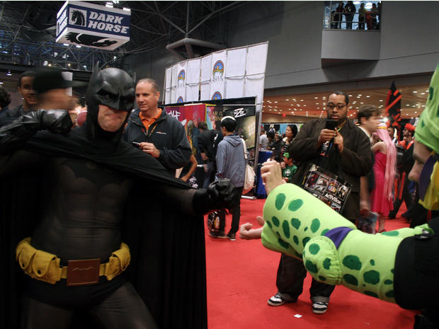 Comic Con Halloween costume ideas