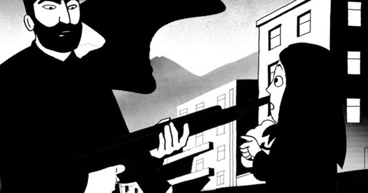 Tunisians Riot Over Animated Film Persepolis Cbs News