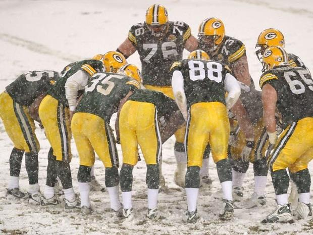 Worst weather NFL games