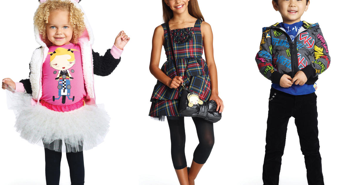 Gwen Stefani S Harajuku Mini For Target See The Full Collection Cbs News