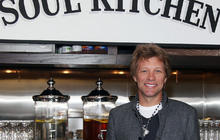Jon Bon Jovi opens pay-what-you-want restaurant