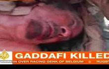 Breaking reports: Fugitive Libyan dictator Qaddafi killed