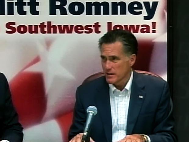 Romney skips Iowa conservative Christian forum