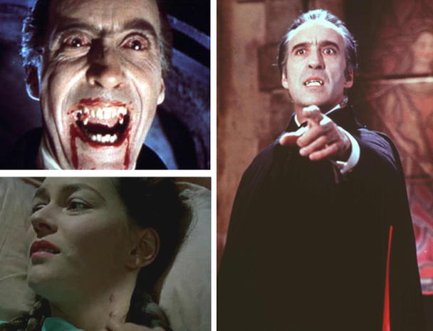 Vampires: The bad & the beautiful