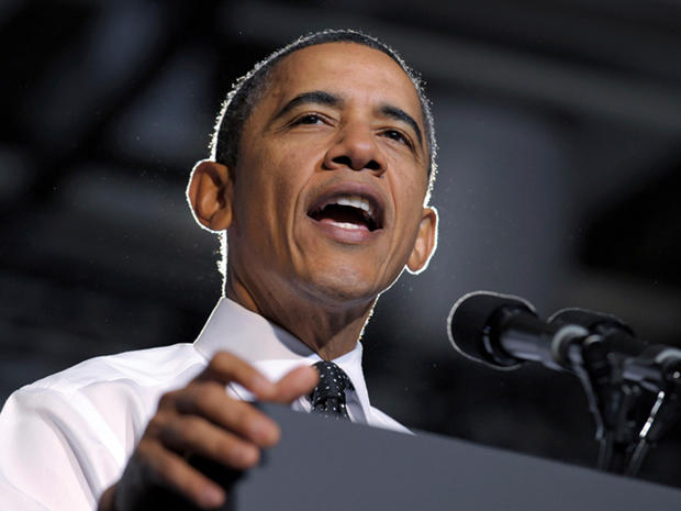 President Barack Obama speaks about managing student debt during an event at the University of Colorado Denver Downtown Campus in Denver, Wednesday, Oct. 26, 2011. Denver is the final stop on a three-day trip to the West Coast for fundraising and speeches promoting his American Jobs Act.