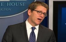White House takes jab at Congress' low approval rating
