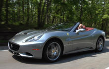 Test Drive: Ferrari California