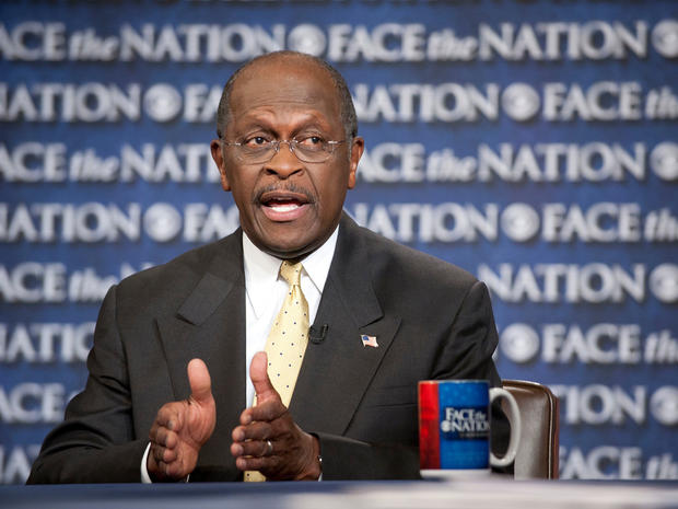 Herman Cain explains campaign ad, clears up 9-9-9