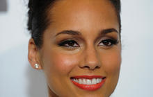 Alicia Keys' star-studded Black Ball