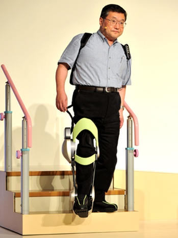 Robot nurse? Toyota unveils 4 new models