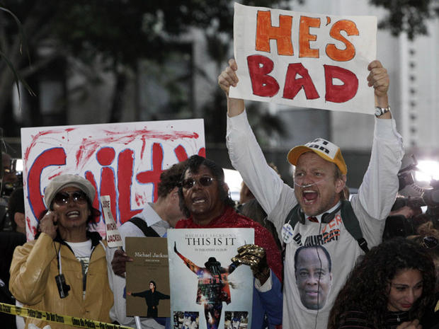 Conrad Murray: Verdict day