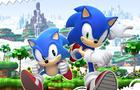 """Classic Sonic the Hedgehog meets modern Sonic in new """"Generations"""" video game"""