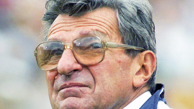 Joe Paterno to retire at end of season