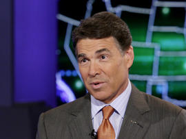 "Rick Perry appears on Fox News Channel's ""America Live"""