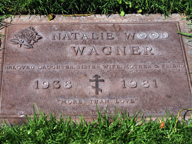 Natalie Wood gravesite
