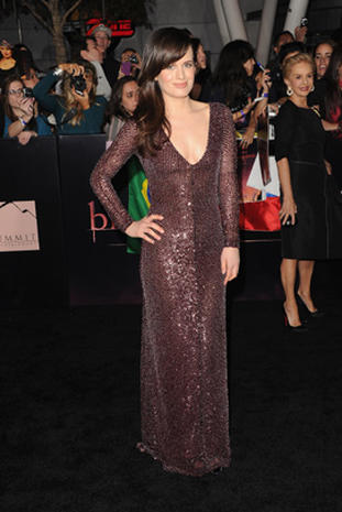 """The Twilight Saga: Breaking Dawn - Part 1"" L.A. premiere"