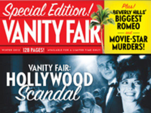 Vanity Fair: Hollywood Scandal