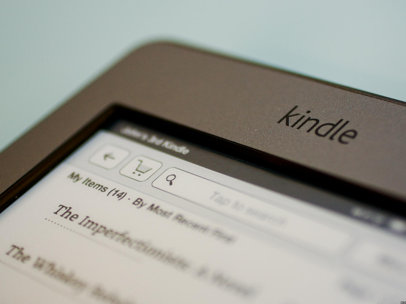Amazon: We sold millions of Kindles for the holidays - CBS News