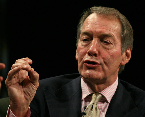Charlie Rose in pictures