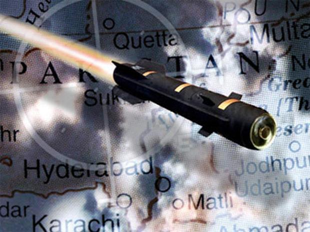 GENERIC pakistan missile drone strike