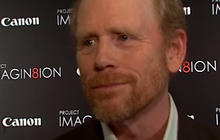 "Ron Howard, Bryce Dallas Howard premiere ""Project Imagination"" film"
