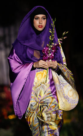 Malaysia Islamic Fashion Festival