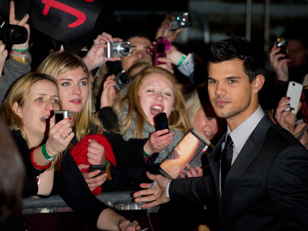 """Breaking Dawn - Part 1"" premieres in the U.K."