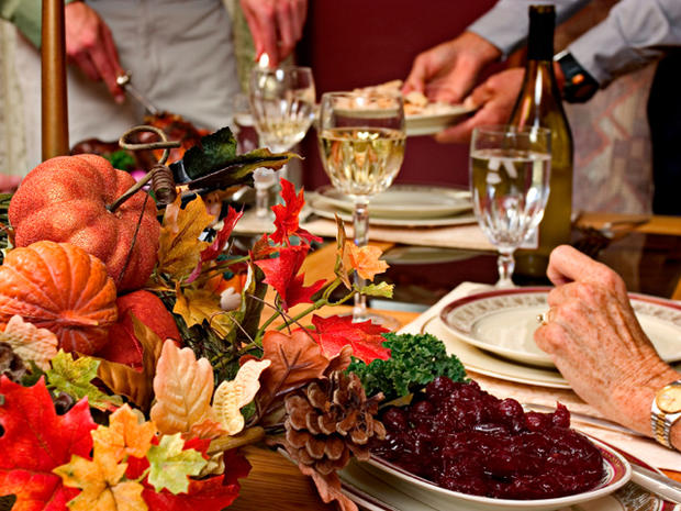 Ways to harm your health on Thanksgiving
