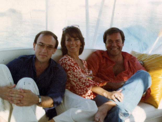 Mart Crowley, Natalie Wood, Robert Wagner on Splendour