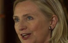Hillary Clinton for president in 2012?