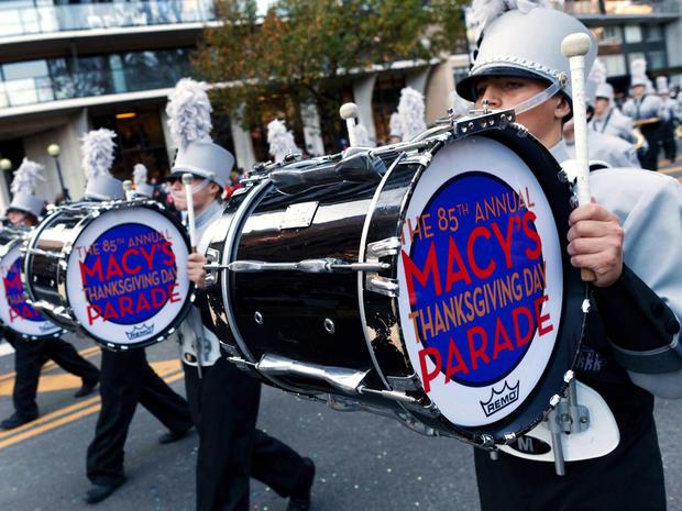 2011 Thanksgiving Day parade