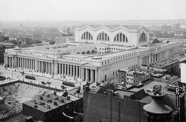 New York S Original Penn Station Photo 1 Pictures