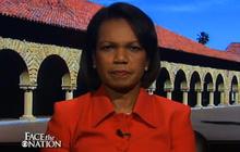 Rice on advising Bush over U.S. race problem