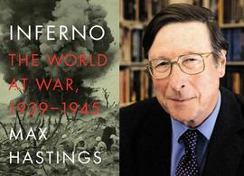 Inferno, Max Hastings