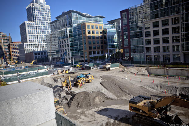 Excavation unearths relics of San Francisco's past