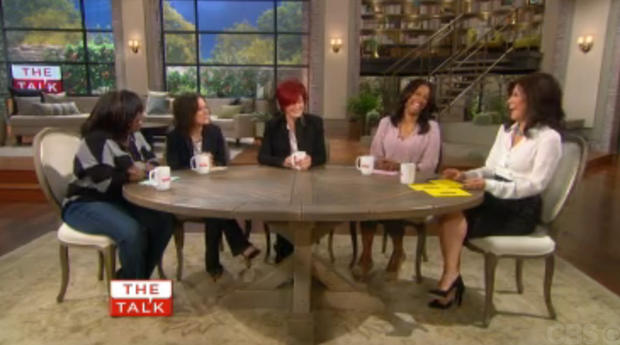 "The ladies of ""The Talk"""