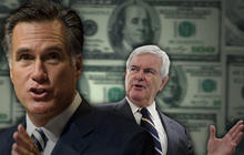 Romney: Gingrich is an unreliable conservative