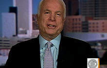 "McCain: ""We are paying a heavy price in Baghdad"""