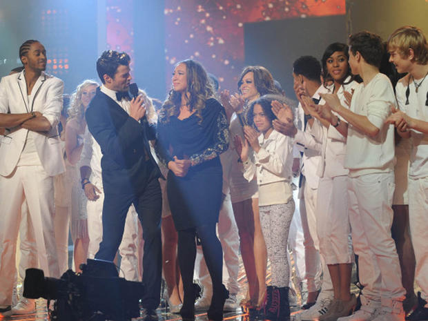 """The X Factor"" finale"