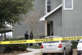 Christmas day shooting in Grapevine, Texas