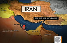 Iran threatens to cut off oil to West