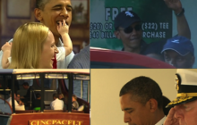 Obamas' holiday vacation in Hawaii