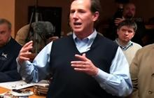 Santorum singles out Blacks for entitlement reform