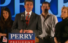 Perry reassessing campaign after Iowa