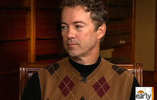 Rand Paul on campaigning for his father
