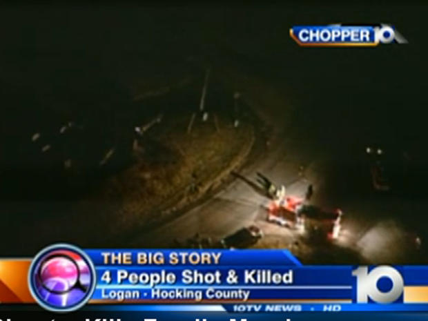Ohio man caring for terminally ill wife kills 3 family members, self, say police