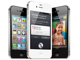 Apple's iPhone 4S was the company's top seller.