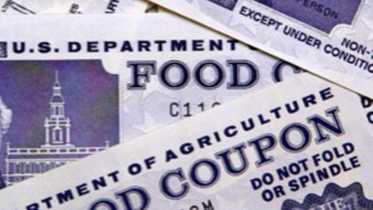 food stamps affect on economy