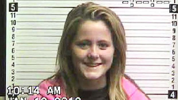 """""""Teen Mom 2"""" star Jenelle Evans"""