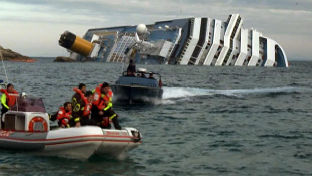 Hope fades to find survivors of cruise disaster